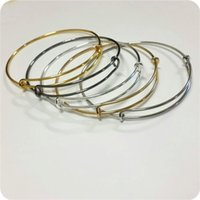 bar top resin - 30pcs Alloy Alex Style with and Top Any Bronze Black Gold Silver Color Bracelet Vintage Bangle DIY Jewelry Accessories