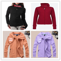 benches sports - brand top quality lady sport bench women SCUBA FLEECE HOODIE sport Jackets BBQ SWEATSHIRTS outerwear original JACKET