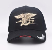 Wholesale Summer Cool Male US Navy Seal Cap Air Soft Sports Tactical Bone Gorras Baseball Caps Military Army Hat Solider Golf Casquette