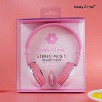 big pink headphones - KEEKA LOVEME headphone series Perfect sound big speech computer headsets Y1 girl lovely mm jack headphones