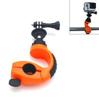 bars motorcycle accessory - Gopro Accessories Bike Bicycle Motorcycle Handlebar Handle Bar Camera Mount Tripod Adapter For Go Pro Hero SJ4000 SJCAM