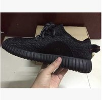 Wholesale 2016 Hot Sale Kanye West Boost Men s and Women s Basketball Shoes Fashion Running Sneakers shoes Size Euro