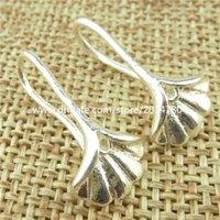 Wholesale 13820 Pair Copper Earring Findings Pinch Bail Earring Hook Wire Jewelry Making