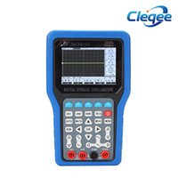 Wholesale Single Channel Oscilloscope - Wholesale-JinHan JDS3012A Series Handheld Digital Storage Oscilloscope and Digital Multimeter, 30MHz, Single Channel,250MS s Sample Rate