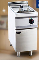 Wholesale Business HF7040E V HZ kw Multifunctional Single Cylinder Gas Oven Electric Fryer Chicken