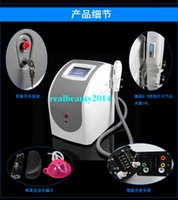Wholesale Lastest Popular E light Ipl Permanent Hair Removal Pigment Acnes Remover Skin Tightening Wrinkle Acne Removal IPL Machine For Salon