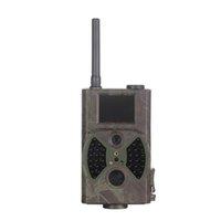 Wholesale 12mp GSM MMS GPRS SMS Control Hunting Camera Scouting Camera Digital Surveillance Camera