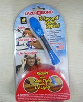 Wholesale Lazer Bond Protective Carrying Case Liquid Plastic Resin that Seals in Seconds with UV Light by BulbHead