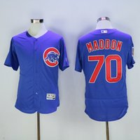baseball player joe - Men s Chicago Cubs Joe Maddon Blue Flexbase Authentic Collection Player Jersey