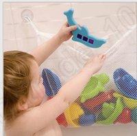 baby bath net - 4 color KKA88 New Kids Baby Bath Toy Bag Hanging Organizer Storage Net Mesh Storage x cm baby bath toy organizer