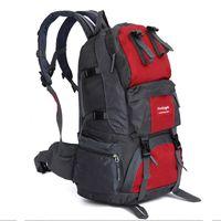 big golf bags - 2016 Fashion Hiking Backpacks Sports Bag Big Capacity Outdoor Bags Mountaineering Women Men Hiking Bag Outdoors Hunting Travel Backpacks