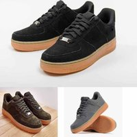 air force navy - 2016 High quality air men force one low high mighnight navy skateboarding shoes af1 outdoor shoes athletic sports shoes sneakers