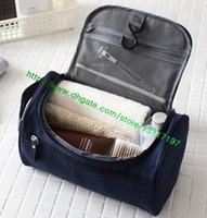 al por mayor bolso de cuero negro de diseño-Top Grade Negro Plaid Real hombres de cuero PDA N47625 bolsa de embrague diseñador de moda