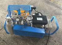 air compressor - made in China bar psi high pressure air compressor for snorkling equipment scuba diving and breathing