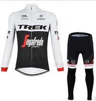 Wholesale The new Tour De France Quickstep TREK Cycling Jersyes Shot Sleeves Jersey None Bib Pants Quick Dry Bike Wear Bicycle Clothing