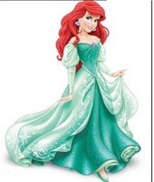 ariel costume - New Kid and adult ariel princess costume the litter Mermaid ariel costume fairy tale cosplay dress