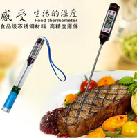 bbq cooking - Digital BBQ Thermometer Cooking Food Probe Food Thermometer Meat Thermometer Kitchen Instant Digital Temperature Read Food Probe