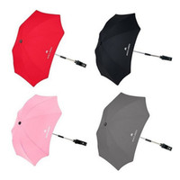 Wholesale Maclaren Baby Stroller Carriage Pram By Accessories Parasol Sun Protection Umbrella Sunshade Cover UV Protection