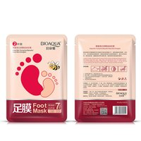 Wholesale Foot Care Makeup Peel Off Renewal Foot Mask Whitening Baby Like Spa Mask Hot Hot