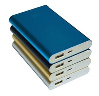 Wholesale Factory Custom LOGO Portable Power Bank mah Powerbank Externa polymer Battery High Quality Universal Phone Charger