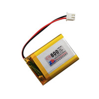 Wholesale New Li ion Cell In the core mAh V lithium polymer battery For GPS Mobile Computer Parts