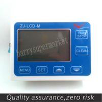 Wholesale Digital Flow Meter Four bit Quantitative Controller Charge Of Sale Drink LCD Water Liquid Flow SensorDigital Display Flowmeter