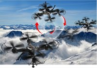 Wholesale professional rc drones axis RC fpv quadcopter with camera G CH HD p RC SYMA X5SW quadcopter
