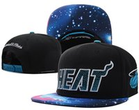 Wholesale Miami Adjustable heat Snapback Hat Thousands Snap Back Hat For Men Basketball Cap Cheap Hat men women Baseball Cap