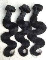 Wholesale 3 Bundles Cheap Peruvian Hair Body Wave Human Hair Extension Unprocessed Peruvian Hair Weave Wefts B Total g No Tangle