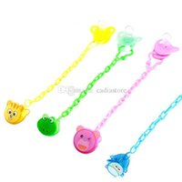 Wholesale Clip Pacifier Dummy Baby Feeding Products Anti Lost Chain L00082 BARD