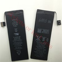 Wholesale Phone Battery for Iphone5 High Quality Battery Cell Phone Batteries for Iphone5 With Retail Package