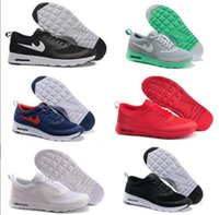 Wholesale High Quality new print Thea sports leisure shoes women men casual shoes jogging outdoors Running Shoes max size