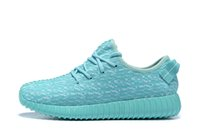 Cheap 2016 Running Shoes yeezy Sneaker Women Kanye West Yeeyz 350 Boost Moonrock Oxford Turtle Dove Pirate rblack green Color