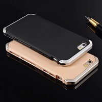 aluminum case feet - aluminum case feet Ultra Slim Extremely Shockproof Dirt Proof Aircraft Aluminum Case For iPhone S