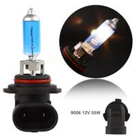 Wholesale 9006 HB4 Super Bright White Fog Halogen Bulb Hight Power W Car Head Lamp Light Parking hb4 EA10566