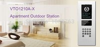 apartment building intercom system - Video Intercom DAHUA Video Door Phone Building intercom Apartment Outdoor Station System Without Logo VTO1210A X