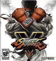 Wholesale Hot Sale Video Games Street Fighter V Factory Sealed