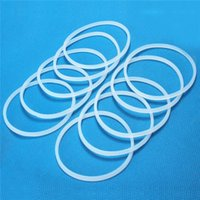 Wholesale 10 Clear Replacement Spare Parts Gaskets Seal ring For Magic Blade W For Magic Bullet Only Best Price