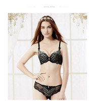 Wholesale luxury lingerie Manufacture of La Perla Wacoal the new style Top quality Lace bra set lingerieS528