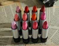 best tube lips - Professional Makeup Matte best Lipstick Red Tube cosmetic Lip gloss Different Color