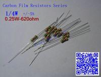 Wholesale w ohm Carbon Film Resistor W R Color Ring Resistance