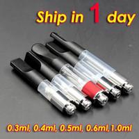 Wholesale BUD Touch O pen CE3 atomizer CBD hemp vaporizer e cigarette vape mods ecig Oil Cartridge tank wax Newest hot sale