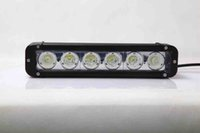 Wholesale 11 inch w offroad led spot light bar led driving light bars car led light bar v v waterproof led light bar