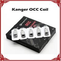 Cheap Kanger OCC Coils Best OCC Coil