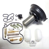 Wholesale Shipping Wuyang Honda WH100TSCR Princess carburetor repair kits with piston diaphragm assembly