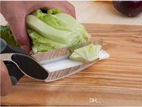 Wholesale 2016 DHL SEND HOT AMAZION Clever Cutter in Knife Cutting Board Scissors kitchen sicssors