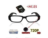 Wholesale HD sports camera glasses