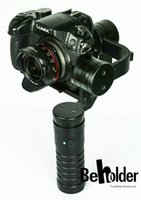 Wholesale Beholder MS1 Handheld Stabilizer Axis Brushless Gimbal for GH3 GH4 NEX Sony A7 BMPCC VS Nebula lite