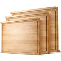 Wholesale Cutting Board Solid Wood Cutting Board Chopping Board Kitchen Cutting Board Kneading The Panel