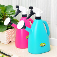 Wholesale Dual water sprinkler Snapped Up Gardening Tools Amphibious Watering Tools Bonsai Flowers Plant Spray adjustable